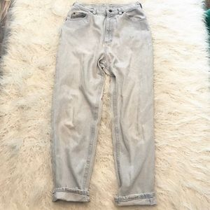 Vintage Lee boyfriend High waisted mom jeans